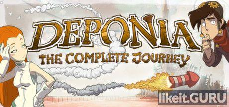 ✔️ Download Deponia: The Complete Journey Full Game Torrent | Latest version [2020] Adventure