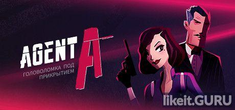 Download Agent A: A puzzle in disguise Full Game Torrent | Latest version [2020] Adventure