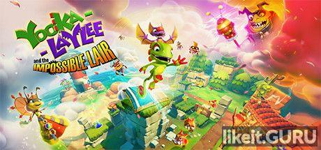 ✅ Download Yooka-Laylee and the Impossible Lair Full Game Torrent | Latest version [2020] Arcade