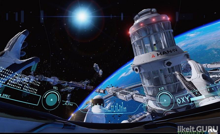2016 Adr1ft Action Games, Adventure download free