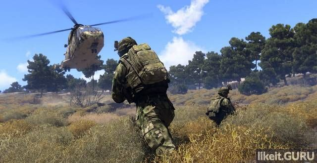 Download game ARMA 3 for free
