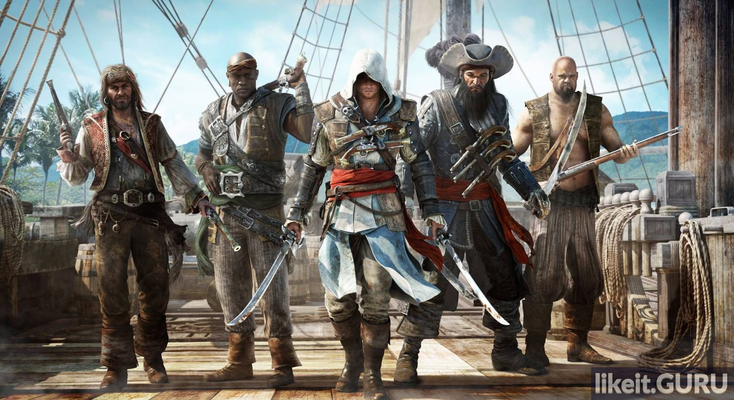 Assassin's Creed 4 game torrent download