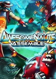 Download Awesomenauts Full Game Torrent For Free (2.76 Gb)