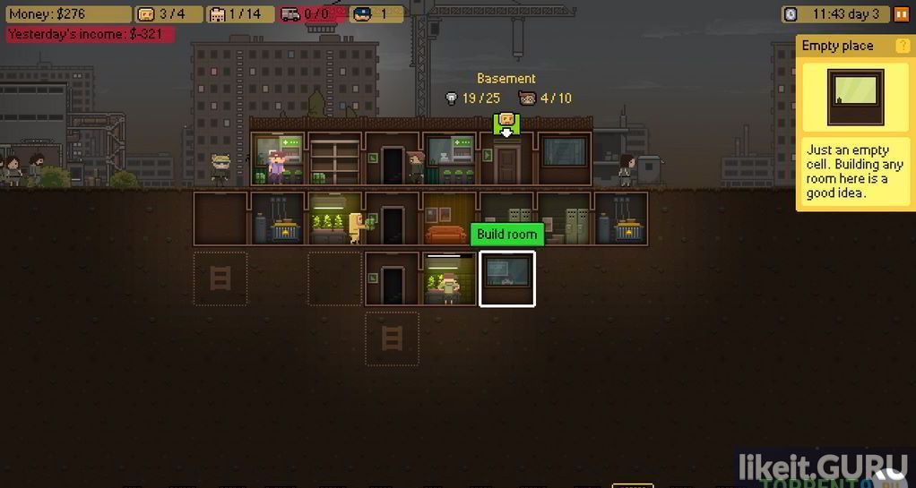 Free Basement game torrent