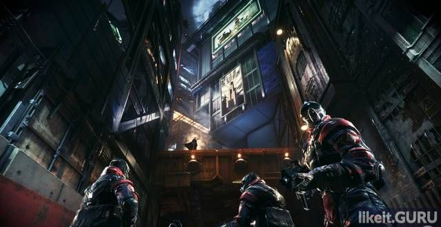 Download game Batman Arkham Knight for free