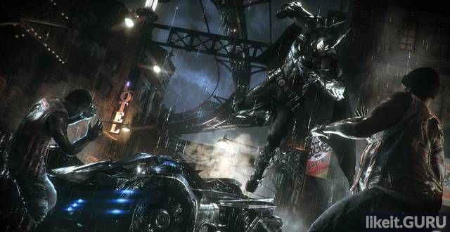 Download Batman Arkham Knight torrent pc for free