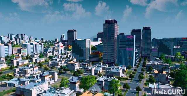 Simulation, Strategy free Cities Skylines - Deluxe Edition torrent