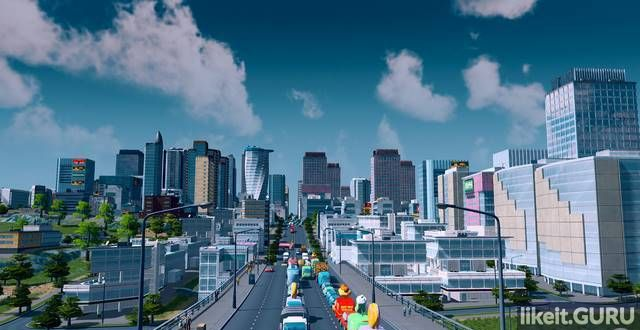 Download game Cities Skylines - Deluxe Edition for free