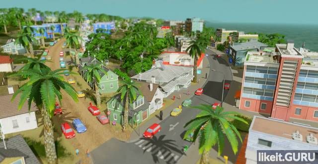 Download Cities Skylines - Deluxe Edition torrent pc for free