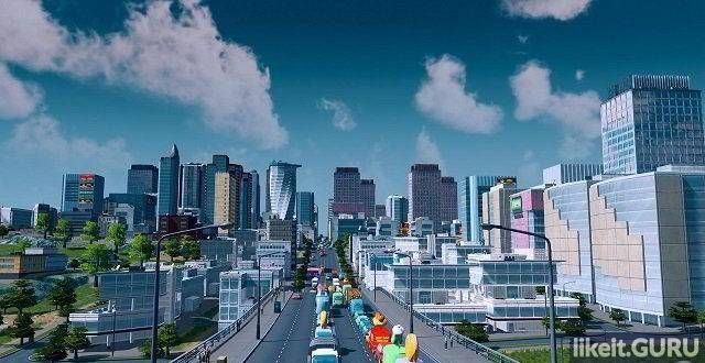 Download Cities: Skylines torrent pc for free