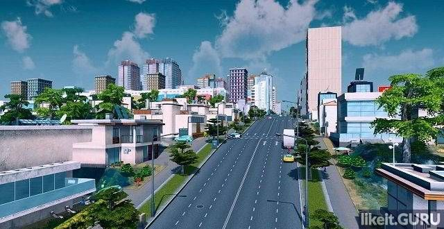 Download game Cities: Skylines for free