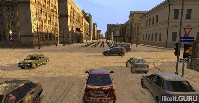 Download game City Car Driving for free