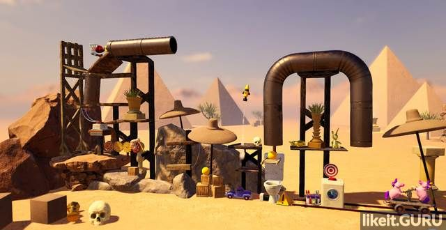 Download Crazy Machines 3 torrent pc for free
