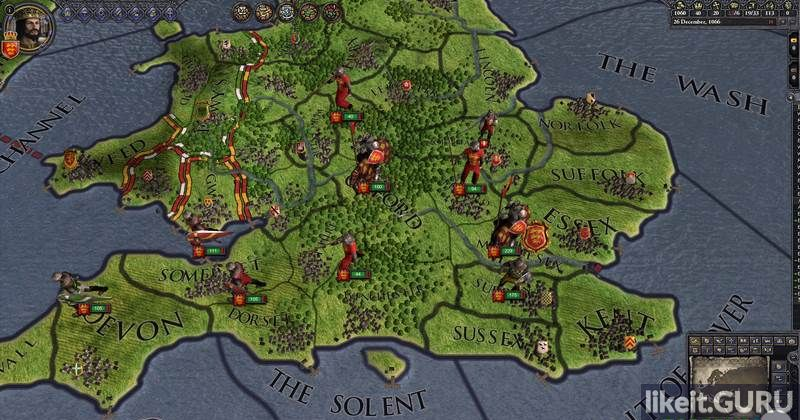 Crusader Kings 2 game torrent download