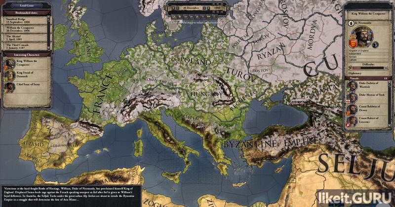 The Game Crusader Kings 2 torrent download Crusader Kings 2