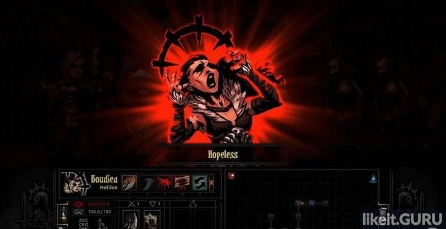 2015 RPG Darkest Dungeon torrent game full