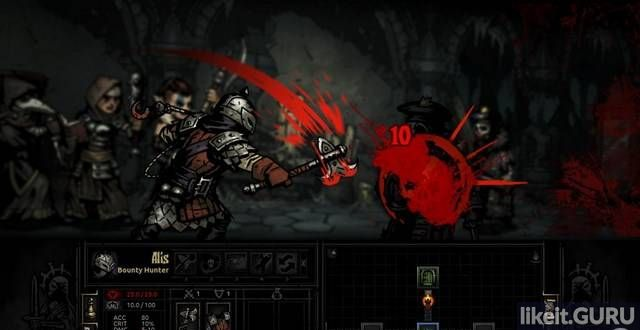 Download game Darkest Dungeon for free