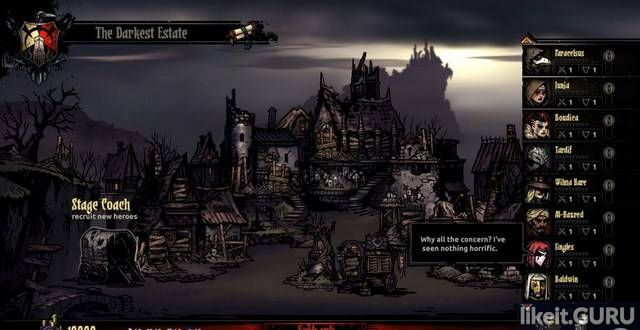 Download Darkest Dungeon torrent pc for free