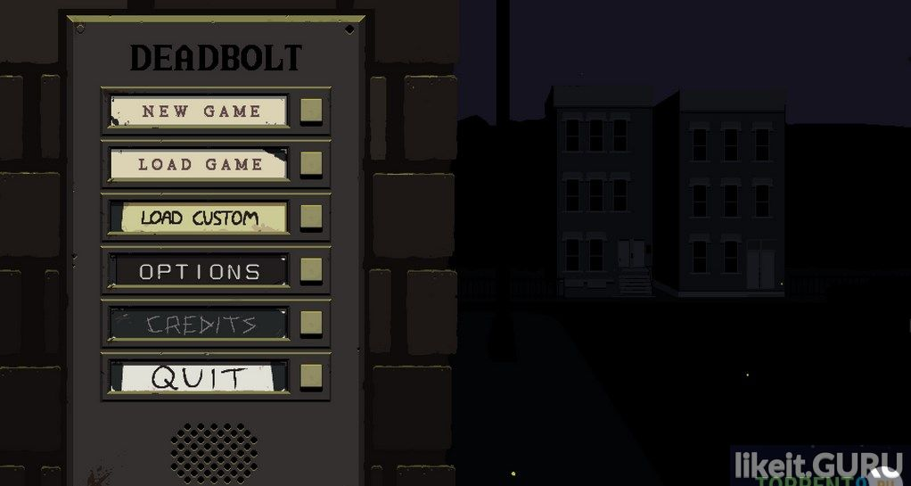 Game DEADBOLT, download, torrent Deadbolt