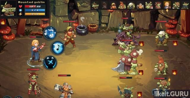 Game Dungeon Rushers, download, torrent Dungeon Rushers