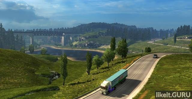 Download game Euro Truck Simulator 2 for free
