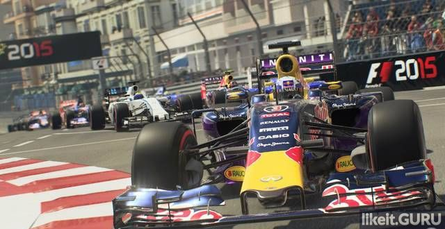 Free download F1 2015 torrent