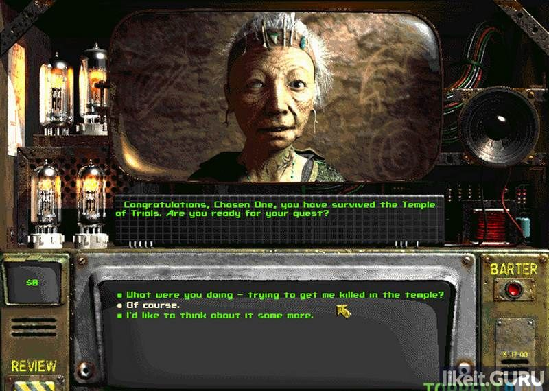 Download Fallout 2 Game Free Torrent (1 42 Gb) | RPG