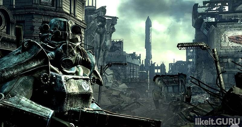 Fallout 3 game torrent download