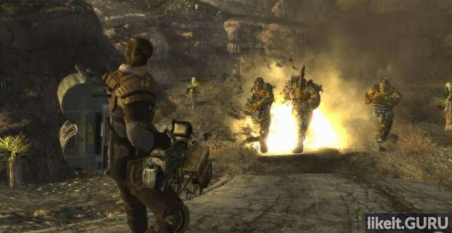 Download Fallout New Vegas torrent pc for free