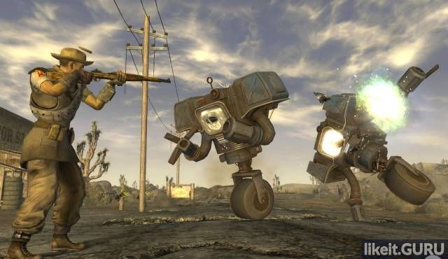 2012 Fallout New Vegas RPG, Shooter, Action Games download free