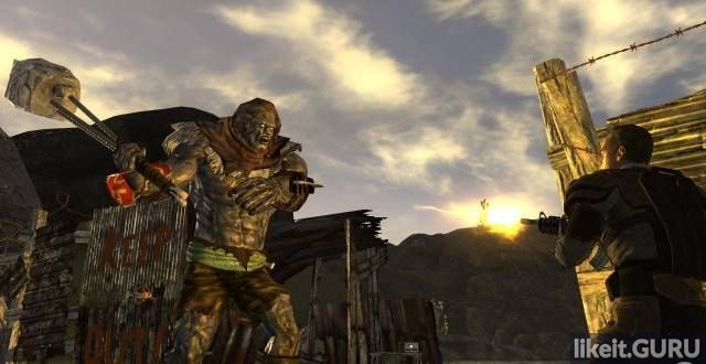 Free download Fallout New Vegas torrent