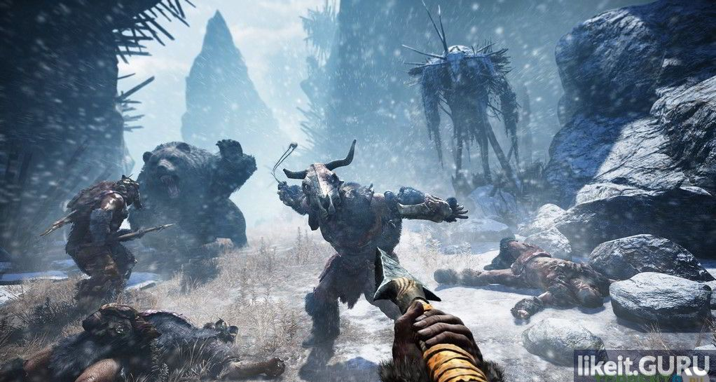 Download Far Cry Primal Full Game Torrent For Free (14 2 Gb