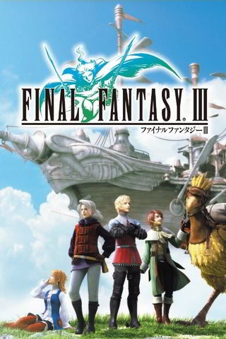 2014 RPG Final Fantasy 3 torrent game full