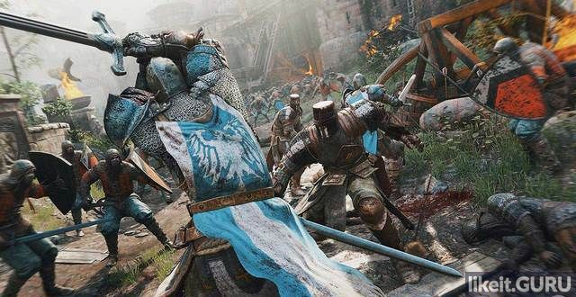 For Honor game torrent download