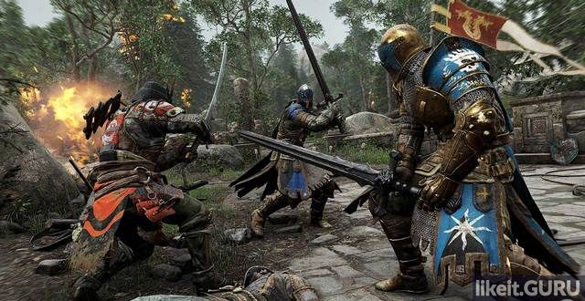 For Honor download torrent