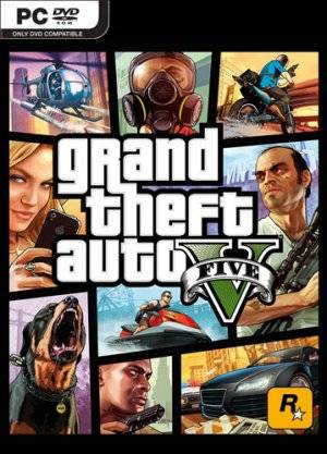 Grand Theft Auto 5 game torrent download