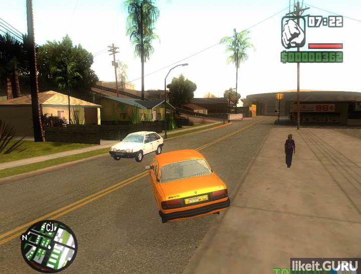 2014 GTA with Russian cars Racing, Action download free