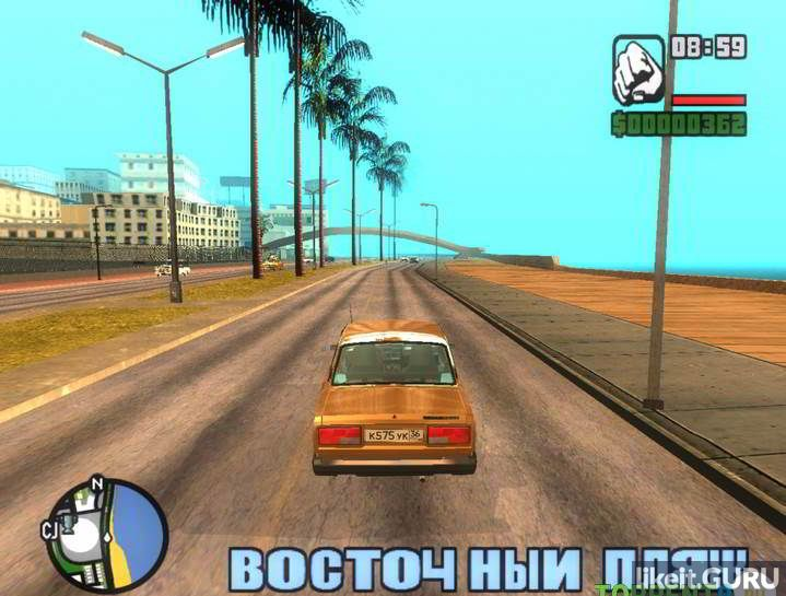 Download GTA with Russian engines torrent pc for free