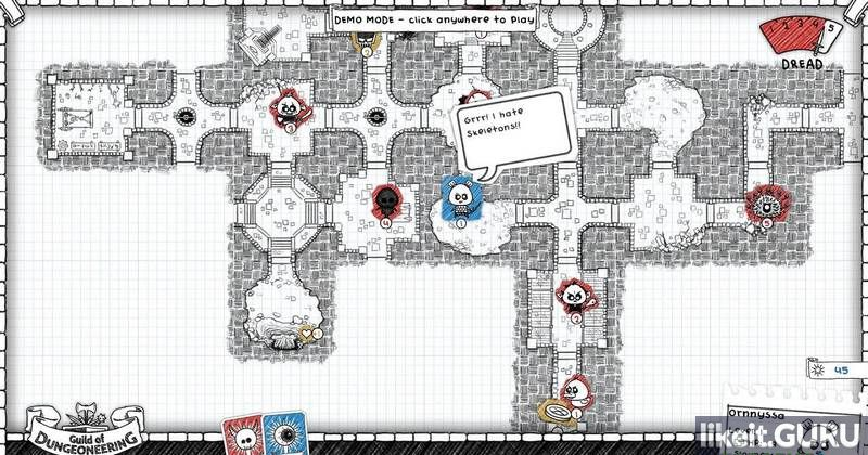 Free Guild of Dungeoneering game torrent