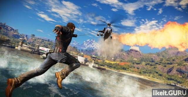 Free download Just Cause 3 torrent