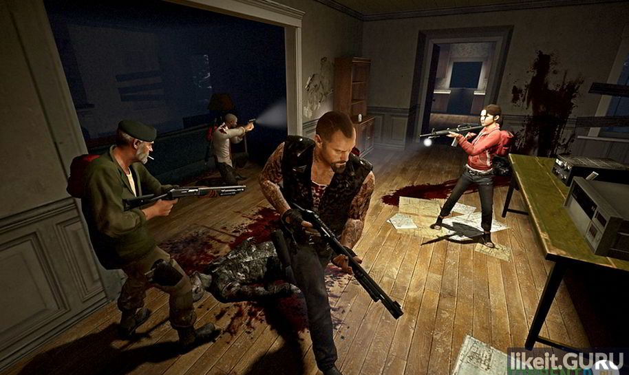 Free Left 4 Dead 1 game torrent