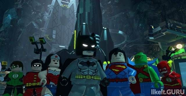 LEGO Batman 3 Beyond Gotham arcade, action download torrent