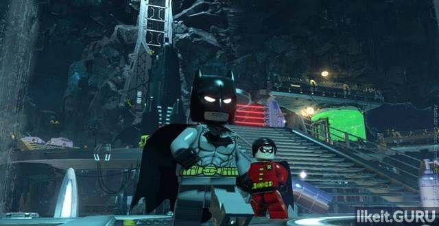 Arcade, Action 2014 LEGO Batman 3 Beyond Gotham torrent game full