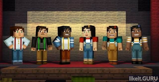 Minecraft Story download torrent