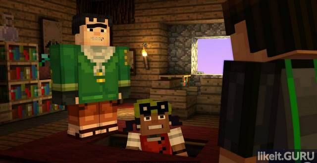 Minecraft Story game torrent download