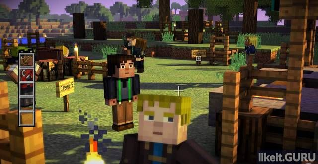 Minecraft story mod3 android