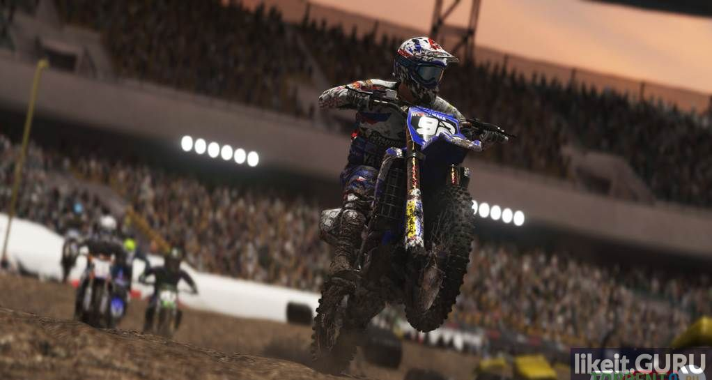 Free MXGP 2 The Official Motocross Videogame game torrent