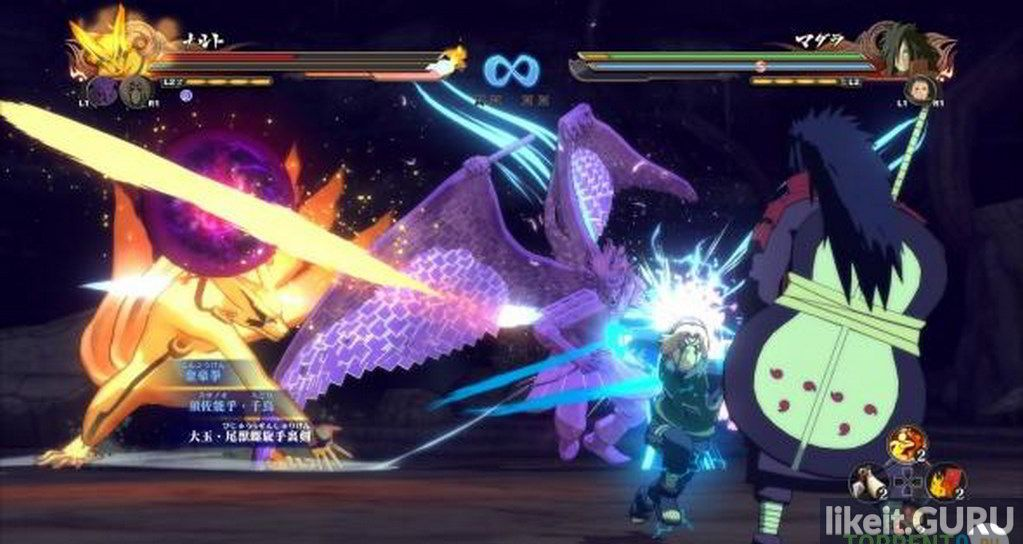 Free Naruto Shippuden Ultimate Ninja Storm 4 game torrent