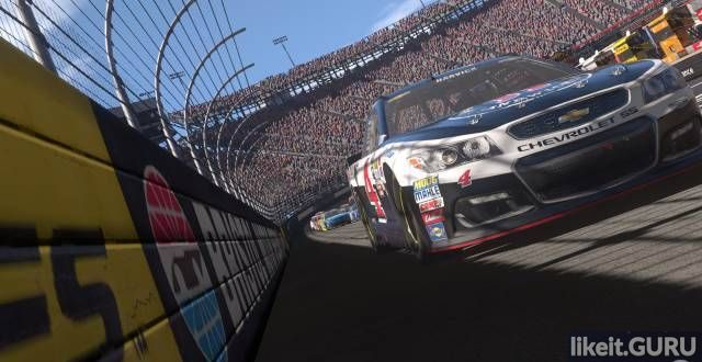 Free NASCAR Heat Evolution game torrent