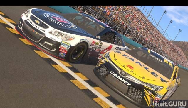 NASCAR Heat Evolution Racing download torrent